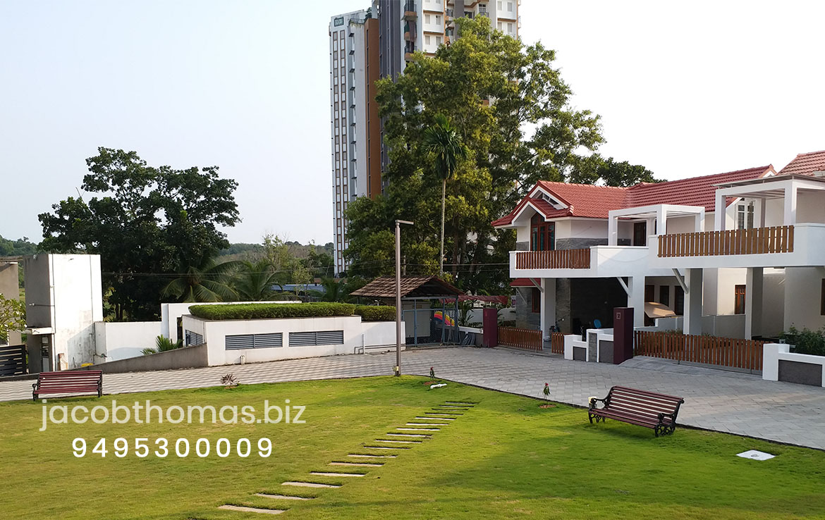 Villas near Marthoma School
