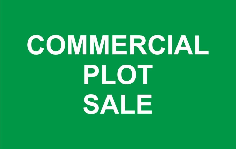 Commercial Plot Sale