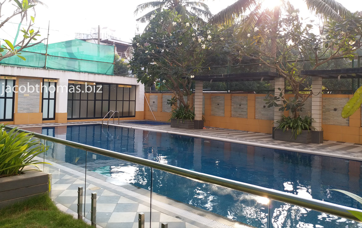 3 BHK Fully Furnished Luxury Apartment for rent at Kaloor